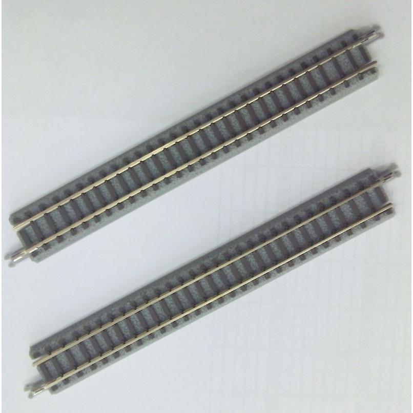 ロクハン クラシックトラック 直線レール 112.8mm 2本入 購買 18%OFF オンライン限定