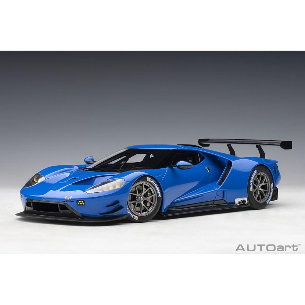 1/18 フォード GT ル・マン(ブルー)【オンライン限定】【送料無料】