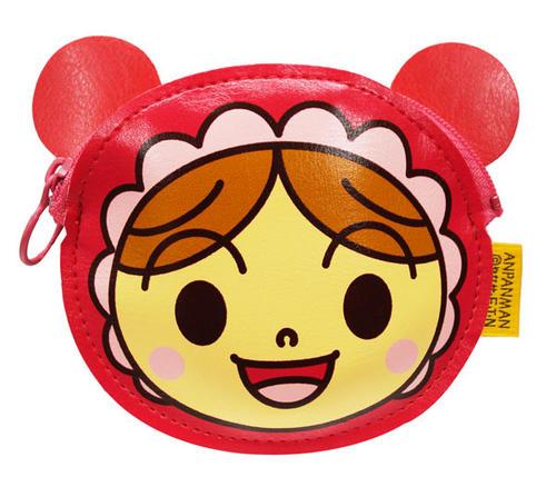 アンパンマン コインパース赤ちゃんまん【おもちゃ 人気 グッズ キャラクター コインケース 小物入れ 財布 子供