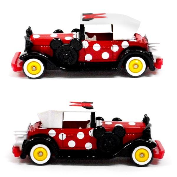 Tomica Disney Motors DM-11 Dream Star Classic Minnie Mouse