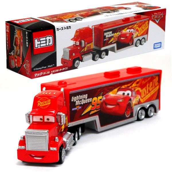 ToyToiFactory: Cars Tomica Mac Cars 3 Transporter Type