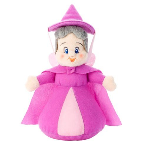 Takara Tomy Disney Beans Series Princess Aurora Plush Doll Gift Sleeping Beauty