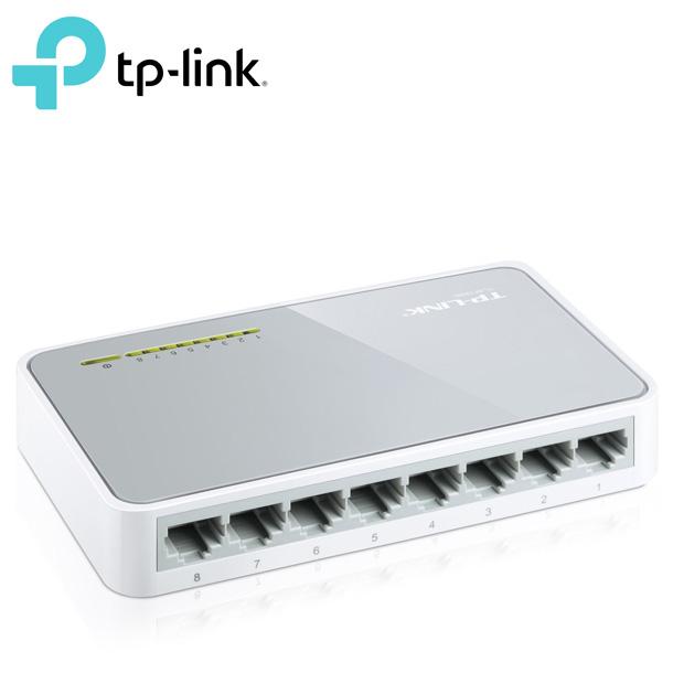 ハイパフォーマンス TP-Link の最先端省エネ技術 そして誰でもネットワークが簡単に実現可能 TL-SF1008D 8ポートスイッチングハブ10 100Mbpsプラスチック筺体 トレンド 安値