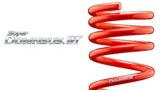 ■エスペリア スーパーダウンサスGT 1台分/前後セット【ESD-442】ダイハツ コペン L880K JB-DET H16/6~ スーパーダウンサスGT セカンドアニバーサリーエディション