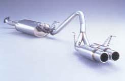 フジツボマフラー ■受注生産品(1~1.5カ月目安です) FGK レガリス4 【品番:770-20829】 HDJ101K ランドクルーザー 100 4.2 DT KG-HDJ101K 1HD-FTE H10.01~H14.08