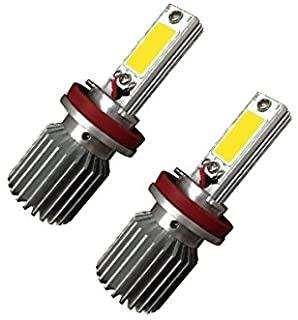 ■ジュナック LEDIST レディスト LEDフォグバルブ LFB-2S 6700k 9 11 ランキングTOP5 16 H8 安心と信頼 蒼白光 バルブ形状