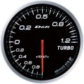 ■Defi メーター アドバンスBF 【DF10001】60φ ホワイト ターボ計 Max120kPaモデル(表示範囲:-100kPa~+120kPa)