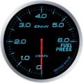 ■Defi メーター アドバンスBF 【DF10303】60φ ブルー 燃圧計 (表示範囲:0kPa~600kPa)