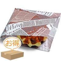 福助工業 バーガー袋 No.22 アーティクル(1ケース2,000枚)