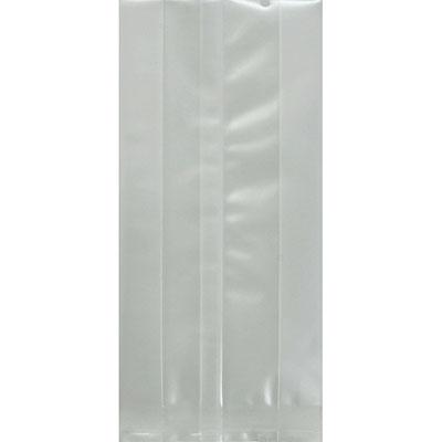 福助工業 合掌ガゼット袋 GM(マットタイプ) No.25 (小ロット1,000枚:100枚×10袋)