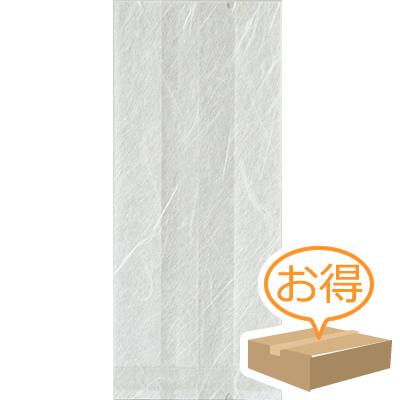 福助工業 合掌ガゼット袋 GU(雲龍タイプ) No.22(1ケース4000枚)