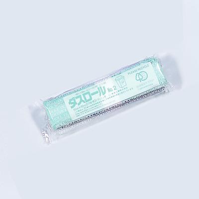 福助工業 ダスロール No.2 ライトグリーン (100本)