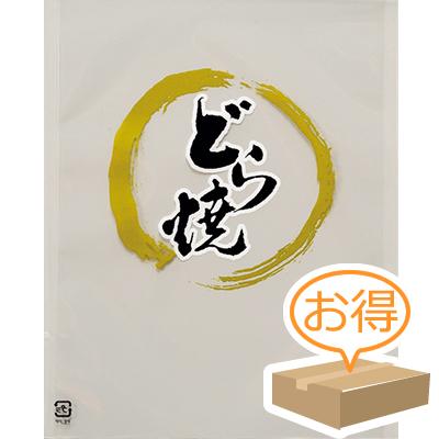 福助工業 カマス袋 GT(透明タイプ) No.4どら焼(1ケース3600枚)