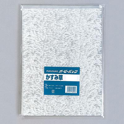 オンラインショップ 巾 人気ブランド 100×長さ 150 mm 透明OPP袋激安販売 個包装に便利な小さいサイズ かわいい柄付き袋でおしゃれにラッピング 幅広い用途に対応 0.03mm 福助工業 No.10-15 オーピーパック OPP袋 500枚 かすみ草