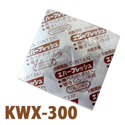 鳥繁産業 脱酸素剤 エバーフレッシュ KWX-300(1ケース1800個:120個×15袋)