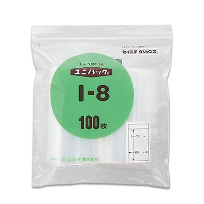 セイニチ ユニパック 0.08タイプ I-8(1ケース1200枚)