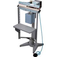 富士インパルス アングル固定テーブル装備足踏み式シーラー(電動) FR-450-5 SB