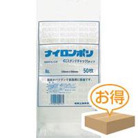 福助工業 ナイロンポリ袋 C No.2(1ケース3,000枚)
