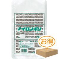 福助工業 ナイロンポリ袋 S No.3(1ケース4,000枚)