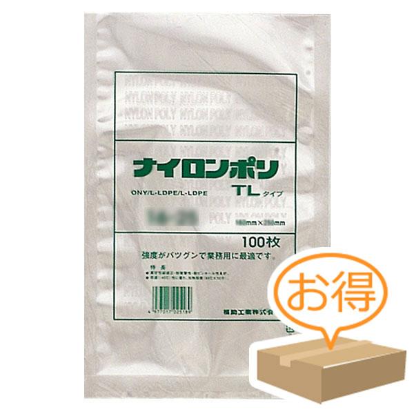 福助工業 ナイロンポリ袋 TL 11-23(1ケース3,600枚)