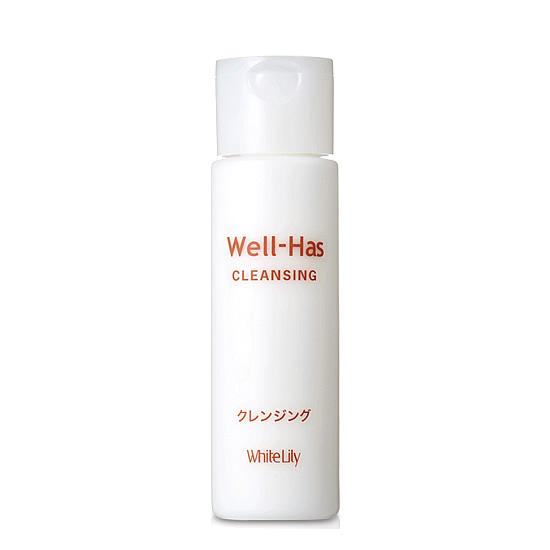 メーカー直送 ホワイトリリー化粧品 ウエルハースクレンジング Well-Has 特別セール品 毛穴ケア 150g