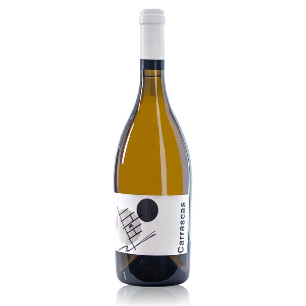 SALE ☆正規品新品未使用品 スペインの権威ある醸造コンサルタントが最も造りたかったワイン 50%OFF オープニング 大放出セール スーパーセール CARRASCAS カラスカス ホワイト BLANCO