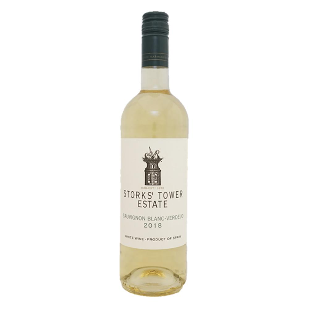 直送商品 高級品 コスパ最高 スペインワイン ストークスタワーエステート ブランコ