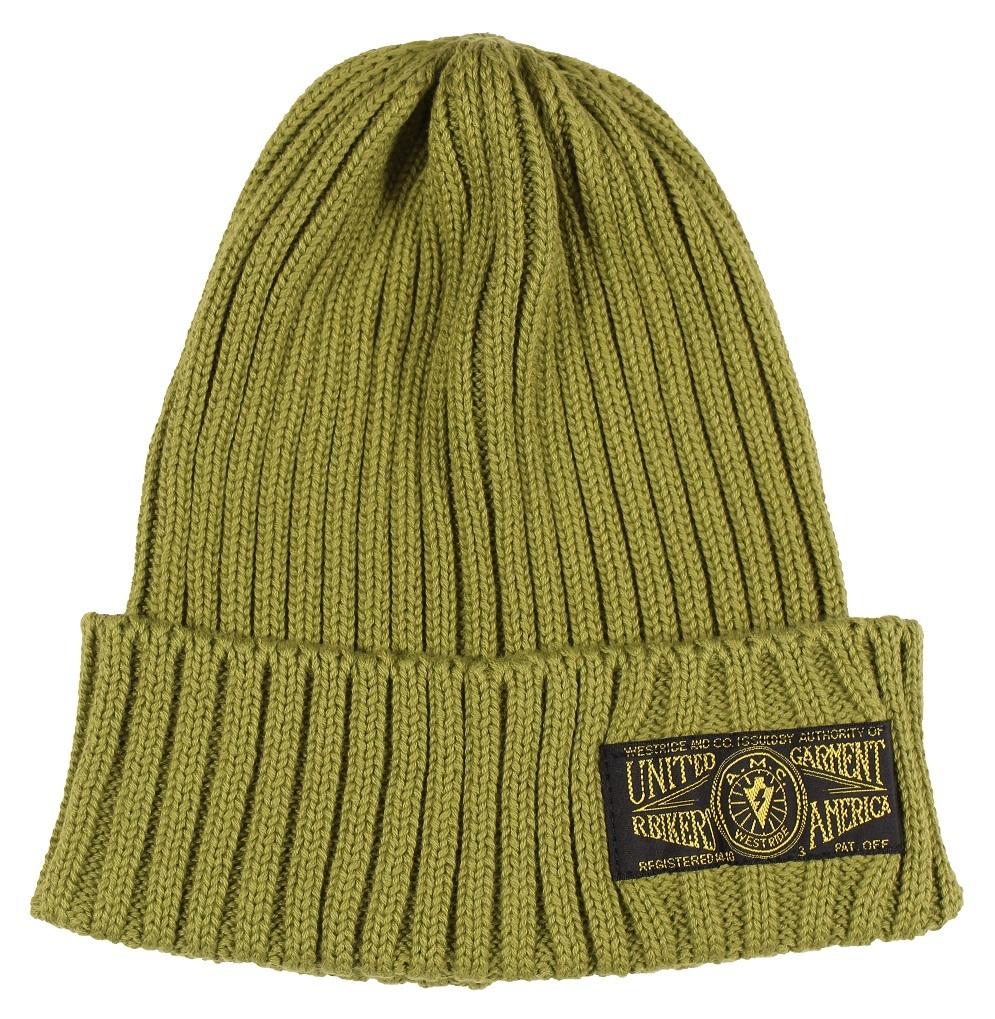 ウエストライド 帽子 メンズ レディース コットンワッチキャップ 特売 グリーン -COTTON WESTRIDE GRN 祝日 WATCH CAP-