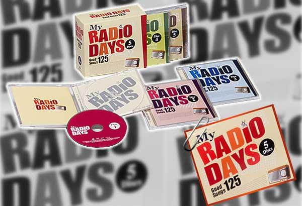 見事な創造力 MyRadioDays CD5枚組P2倍マイラジオデイズ MyRadioDays CD5枚組, ミツエムラ:1a474741 --- canoncity.azurewebsites.net