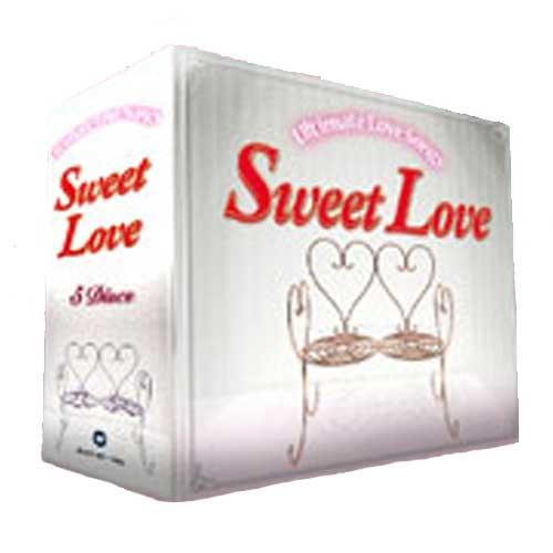 スウィートラヴ(Sweet Love)CD5枚組 【スウィートラブ】 ~ULTIMATE LOVE SONGS~
