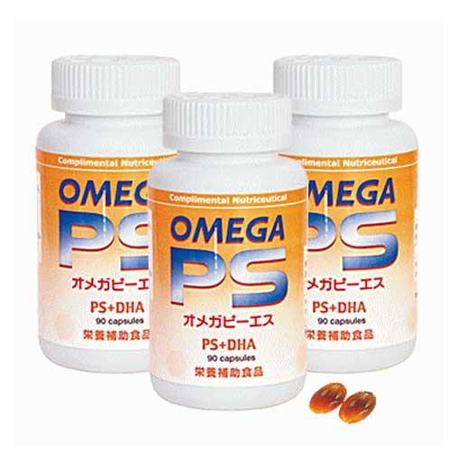 オメガピーエス(オメガPS) お得な3本セット (90粒×3)T&H