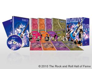 ◎在庫アリ!即日発送!ロックの殿堂2「ROCK AND ROLL HALL OF FAME」DVD BOX【送料・代引き手数料無料】