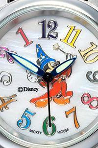 映画「ファンタジア」公開66周年記念腕時計