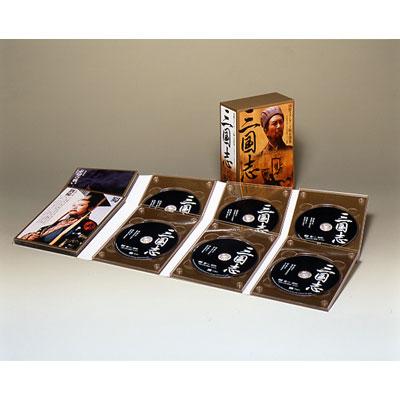 三国志 国際スタンダード版DVD-BOX(10枚組・全19話)
