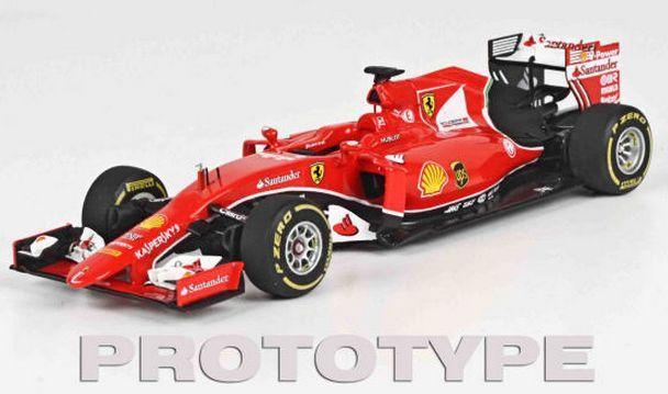 【予約】Ferrariフェラーリ SF15-T 250台限定/BBR 1/43 レジンミニカー