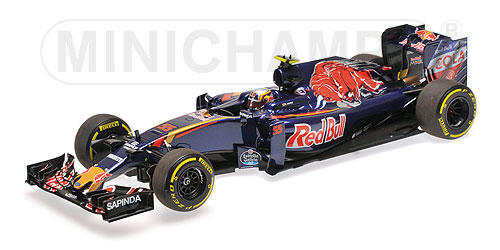 1/18 N C.SAINZ RED ROSSO ミニカー JR SEASON | 2016 /Minichampsミニチャンプス BLUE F1 55 TORO STR11 |