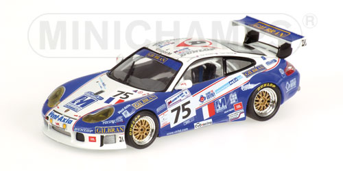 日本最大級 PORSCHEポルシェ | 911 996 GT3RS N ミニカー SUGDEN 75 24h LE SMITH MANS 2004 SUGDEN - KHAN - SMITH | WHITE BLUE/Minichampsミニチャンプス 1/43 ミニカー, 服飾雑貨KTJP:7bd52631 --- fabricadecultura.org.br