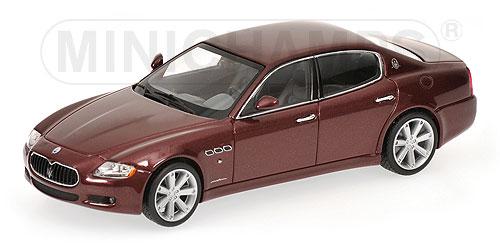 品質は非常に良い MASERATI   QUATTROPORTE 2009     RED ミニカー 2009 MET/Minichampsミニチャンプス 1/43 ミニカー, TABLE & STYLE:9f7bd430 --- canoncity.azurewebsites.net