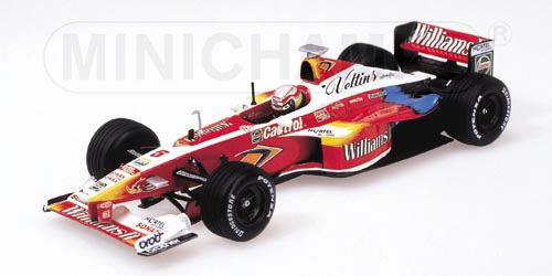 定番 WILLIAMS | | F1 SUPERTEC FW21 SUPERTEC N 5 SEASON 5 1999 ALEX ZANARDI | RED WHITE BLUE/Minichampsミニチャンプス 1/43 ミニカー, メガネのミルック:9eb1484d --- canoncity.azurewebsites.net