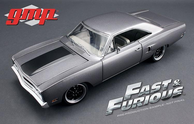 【予約】7月以降発売予定 The Fast & Furious: Tokyo Drift (2006) 1970 Plymouth Road Runner