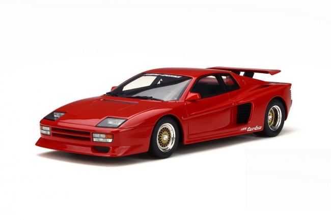 【予約】7月以降発売予定KOENIG-SPECIALS TESTAROSSAケーニッヒテスタロッサ TURBO /GT SPIRITスピリット 1/18 ミニカー