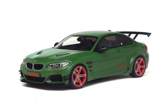 【予約】BMW - 2-SERIES AC SCHNITZER ACL2 COUPE 2015 /GT SPIRITスピリット 1/18 ミニカー