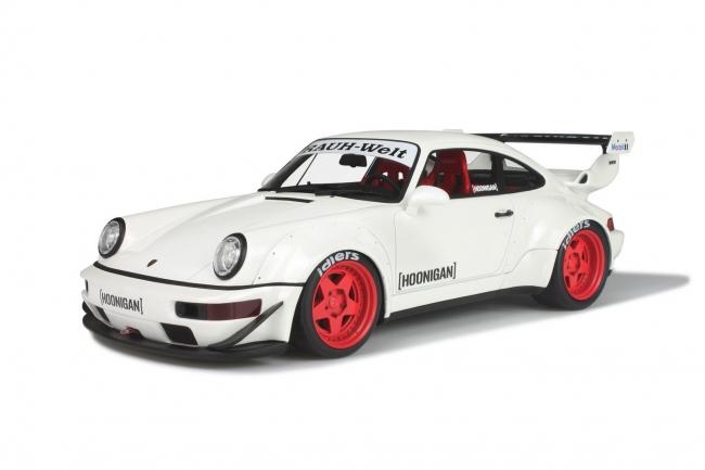 【予約】PORSCHEポルシェ - 911 964 RWB 1993 /GT SPIRITスピリット 1/18 ミニカー