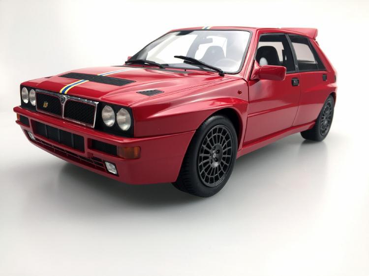 【予約】6月以降発売予定Lancia Delta Integrale Evolution II Final Edition /TOPMARQUES 1/12 ミニカー