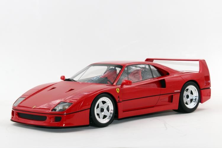 【予約】6月以降発売予定F40 赤レッド /Top Marques 1/12 ミニカー