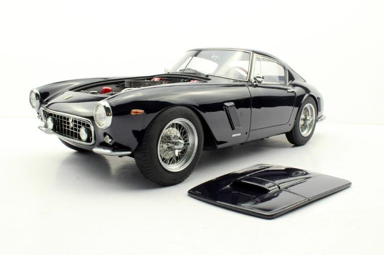 【予約】2019年4月以降発売予定250 GT SWB ブラック /Top Marques 1/12 レジンミニカー
