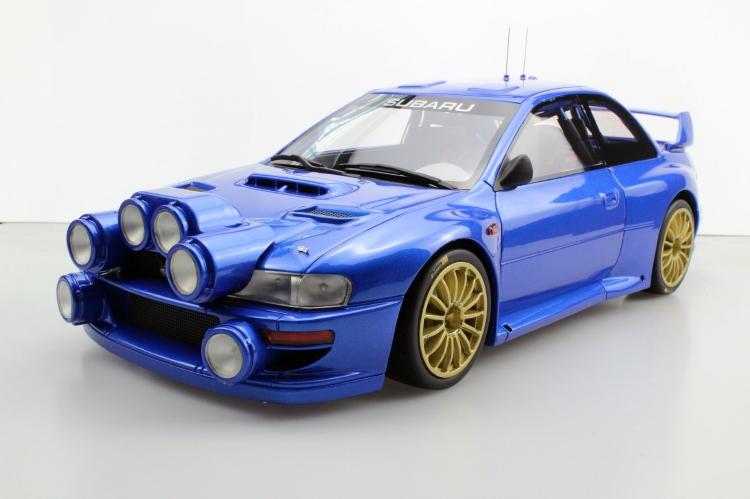 【予約】7月以降発売予定Subaruスバル S4 WRC MC Rally 1998