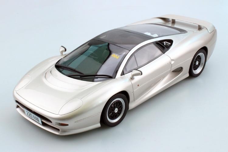 【予約】10月以降発売予定Jaguarジャガー XJ220 - Don Law Edition /TOPMARQUES 1/18 レジンミニカー
