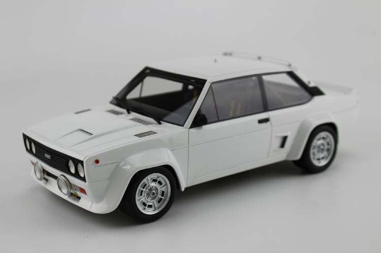 Fiat 131 Abarth  Jolly Club totip  Rallye Madeira 1982  A.Mandelli 1:43 Trofeu