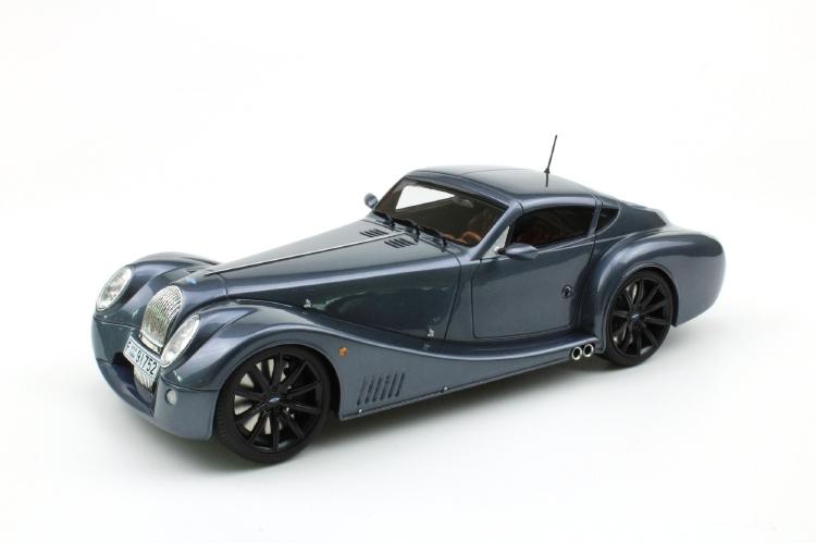 【予約】8月以降発売予定Morgan Aero SuperSport Grey /Top Marques 1/18 ミニカー